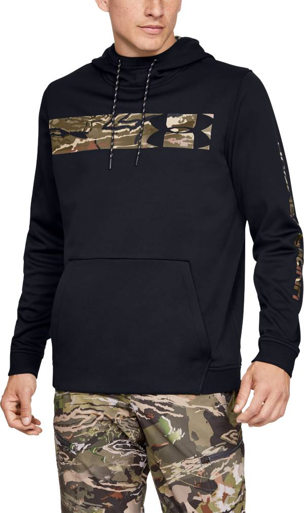Under Armour Men's Hunt Armour Fleece Hoodie (Regular and Big & Tall) product image