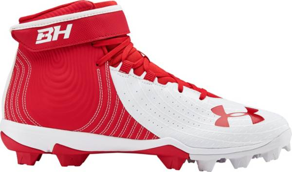 Under Armour Men's Harper 4 Mid RM Baseball Cleats product image