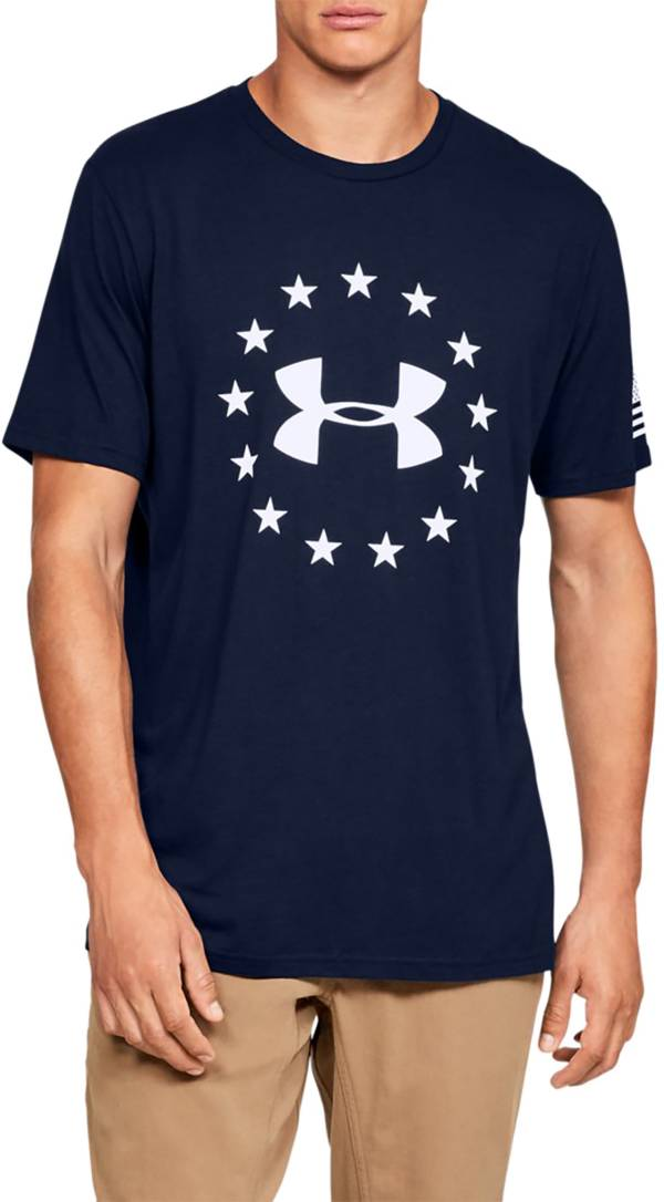 Under Armour Men's Freedom Logo T-Shirt (Regular and Big & Tall) product image