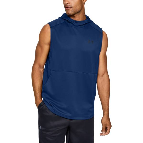 Under Armour Men's MK1 Sleeveless Hoodie (Regular and Big & Tall) product image