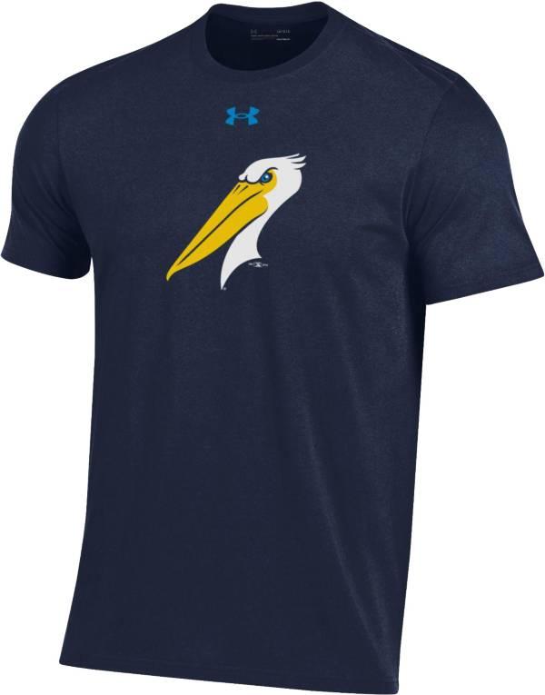 Under Armour Men's Myrtle Beach Pelicans Navy Performance T-Shirt product image