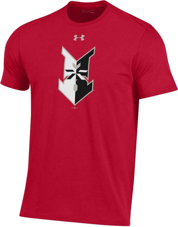 Under Armour Men's Indianapolis Indians Red Performance T-Shirt product image