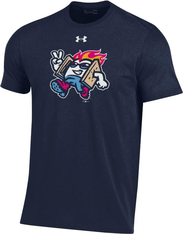 Under Armour Men's Rocky Mountain Vibes Navy Performance T-Shirt product image