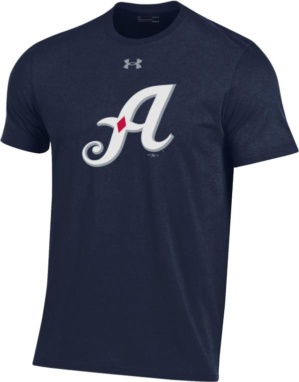 Under Armour Men's Reno Aces Navy Performance T-Shirt product image