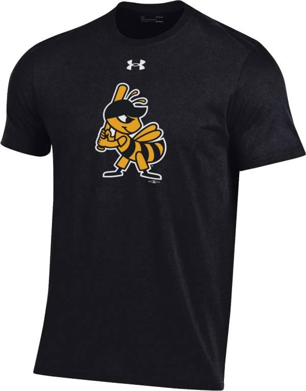 Under Armour Men's Salt Lake Bees Black Performance T-Shirt product image