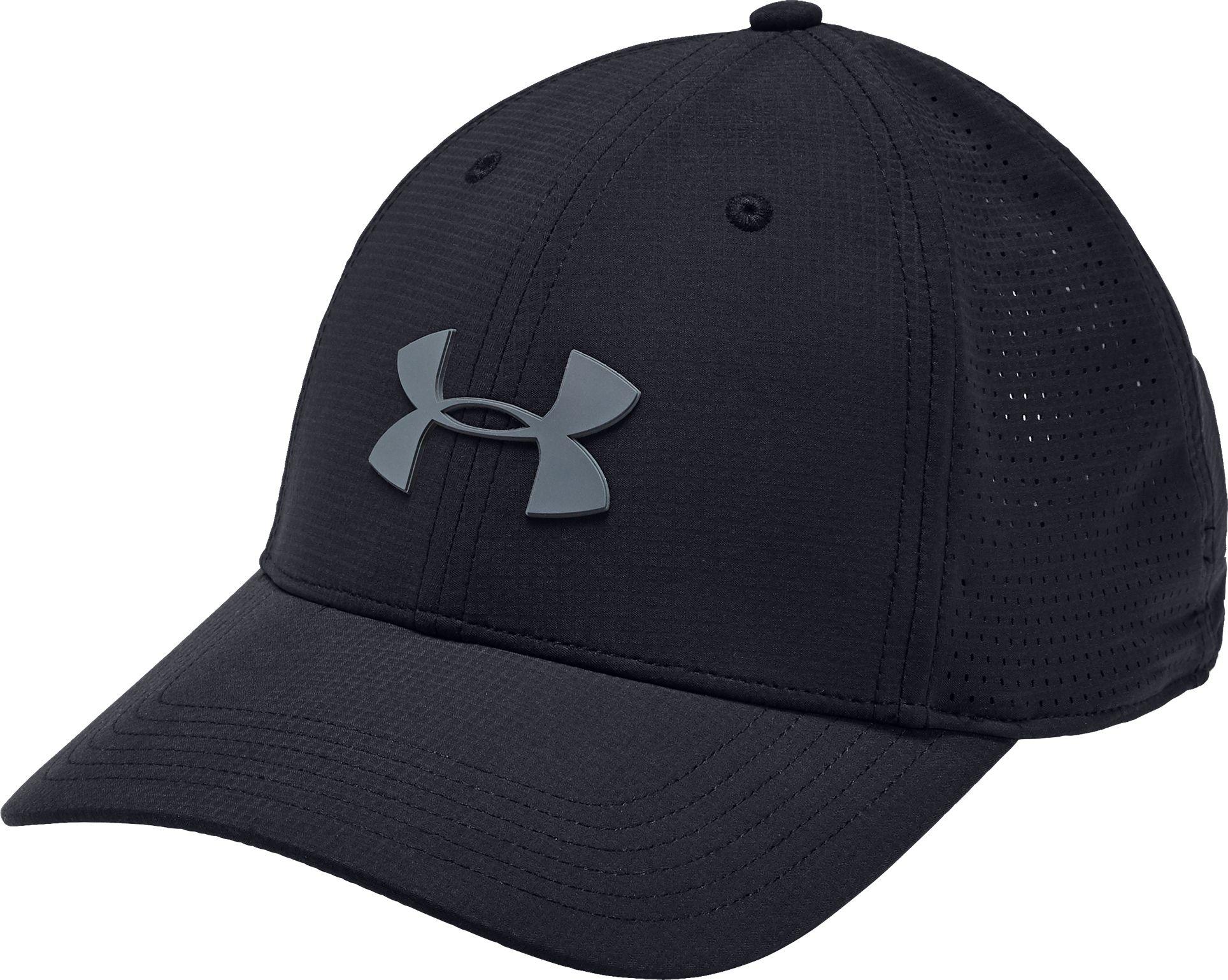 under armour caps