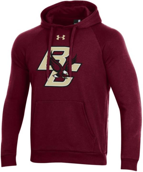 Under Armour Men's Boston College Eagles Maroon All Day Hoodie product image