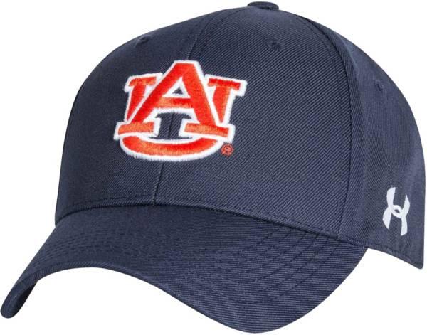 Under Armour Men's Auburn Tigers Blue Adjustable Hat product image