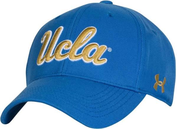 Under Armour Men's UCLA Bruins True Blue Adjustable Hat product image