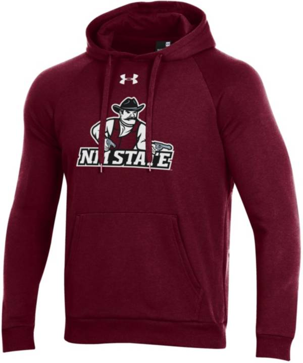 Under Armour Men's New Mexico State Aggies Crimson All Day Hoodie product image
