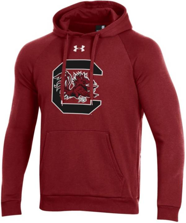 Under Armour Men's South Carolina Gamecocks Garnet All Day Hoodie product image