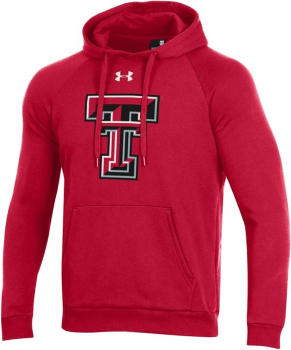 Under Armour Men's Texas Tech Red Raiders Red All Day Hoodie product image