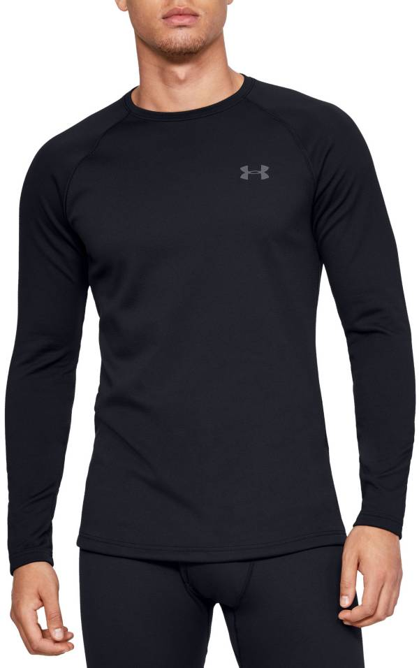 Under Armour Men's Packaged Base 3.0 Crewneck Baselayer (Regular and Big & Tall) product image