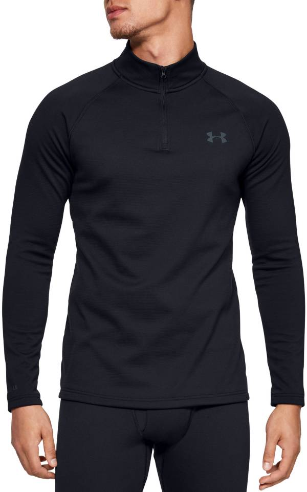 Under Armour Men's Packaged Base 4.0 1/4 Zip Baselayer (Regular and Big & Tall) product image