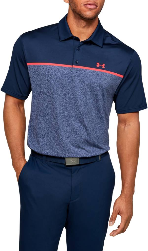 aceleración Correo De todos modos  Under Armour Men's Playoff 2.0 Golf Polo | DICK'S Sporting Goods