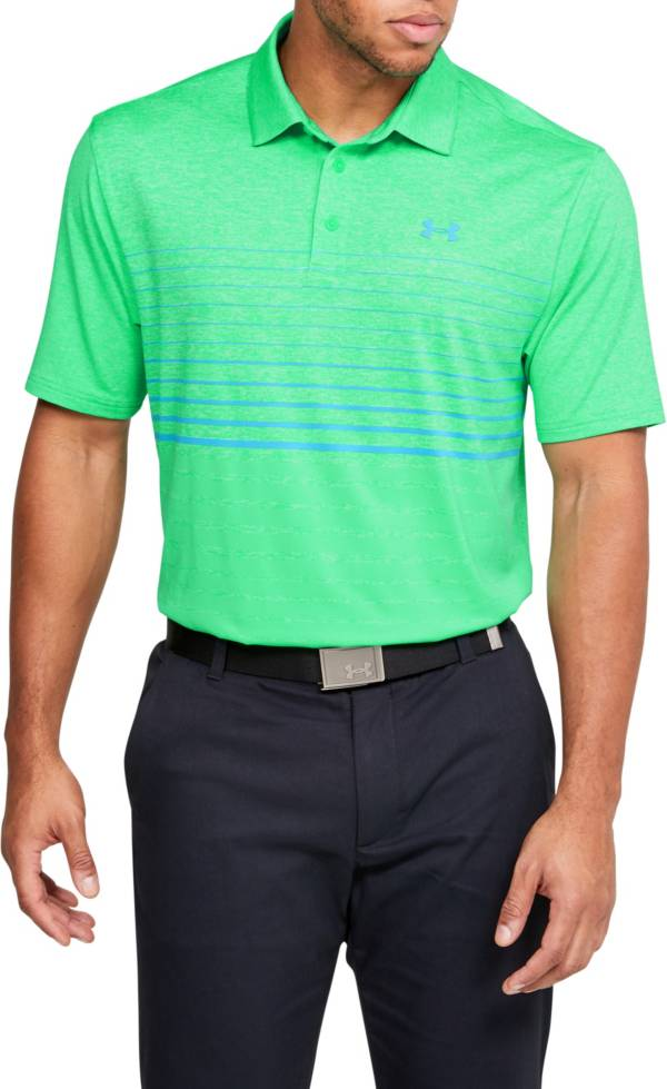Under Armor Men's Playoff 2.0 Faded Stripe Golf Polo product image