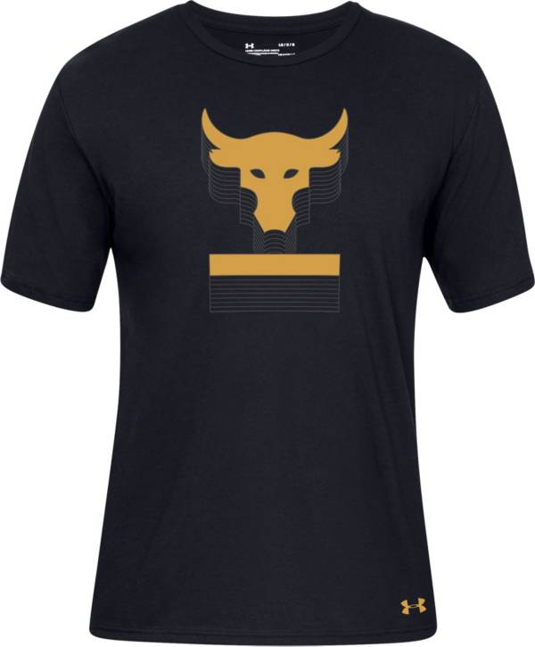 Under Armour Men's Project Rock Above The Bar Graphic T-Shirt product image