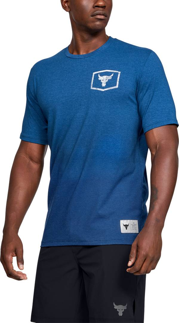 Under Armour Men's Project Rock Iron Paradise Graphic T-Shirt product image