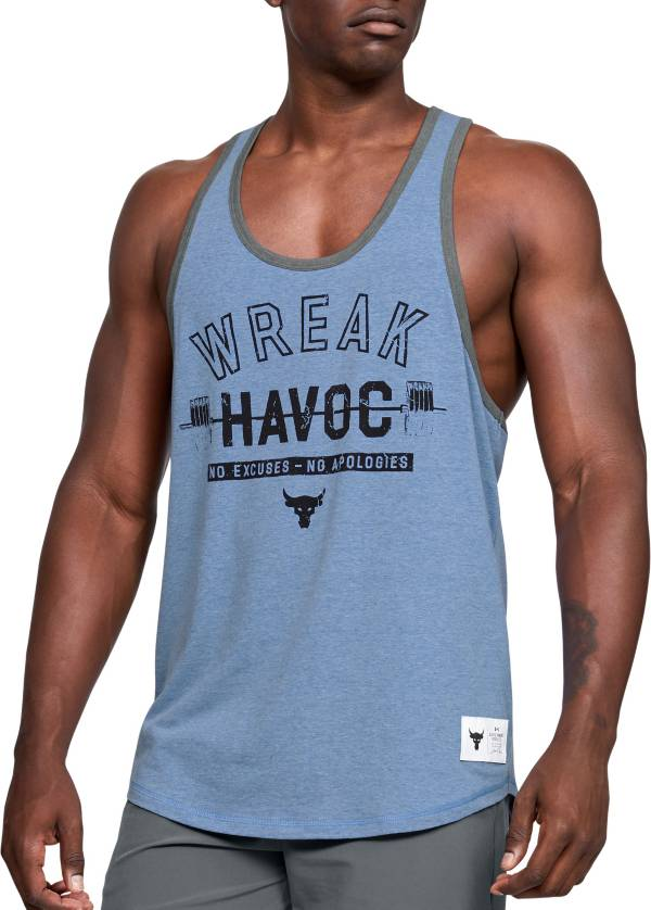 Under Armour Men's Project Rock Wreak Havoc Tank Top product image