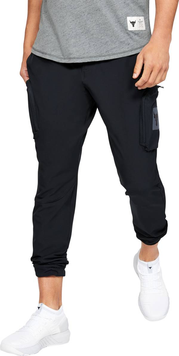 Under Armour Men's Project Rock Woven Cargo Pants product image