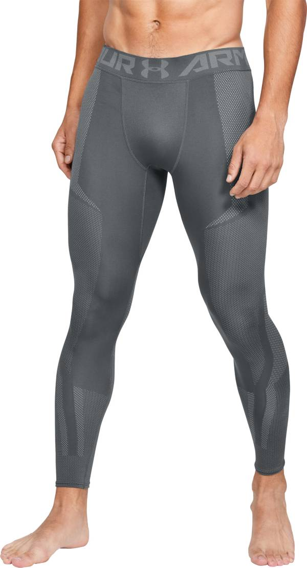 Under Armour Men's Project Rock Seamless Leggings (Regular and Big & Tall) product image