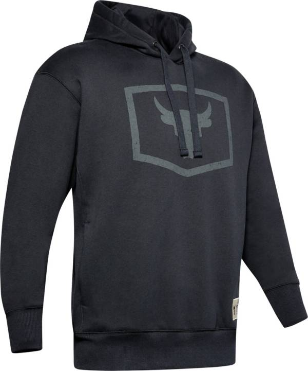 Under Armour Men's Project Rock Warm Up Hoodie product image