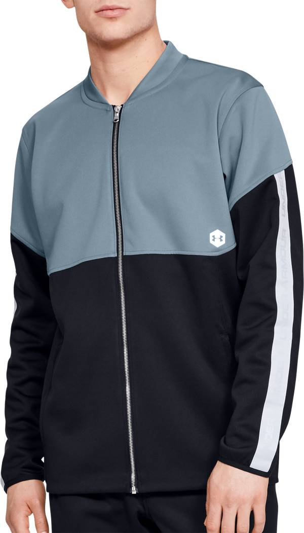 Under Armour Men's Athlete Recovery Knit Warm-Up Jacket product image