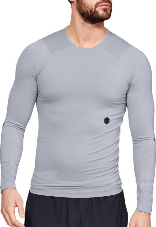 3e219f6d Under Armour Men's RUSH Compression Long Sleeve Shirt. noImageFound.  Previous