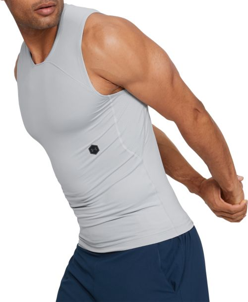432b91433254d Under Armour Men s RUSH Compression Sleeveless Shirt. noImageFound. Previous