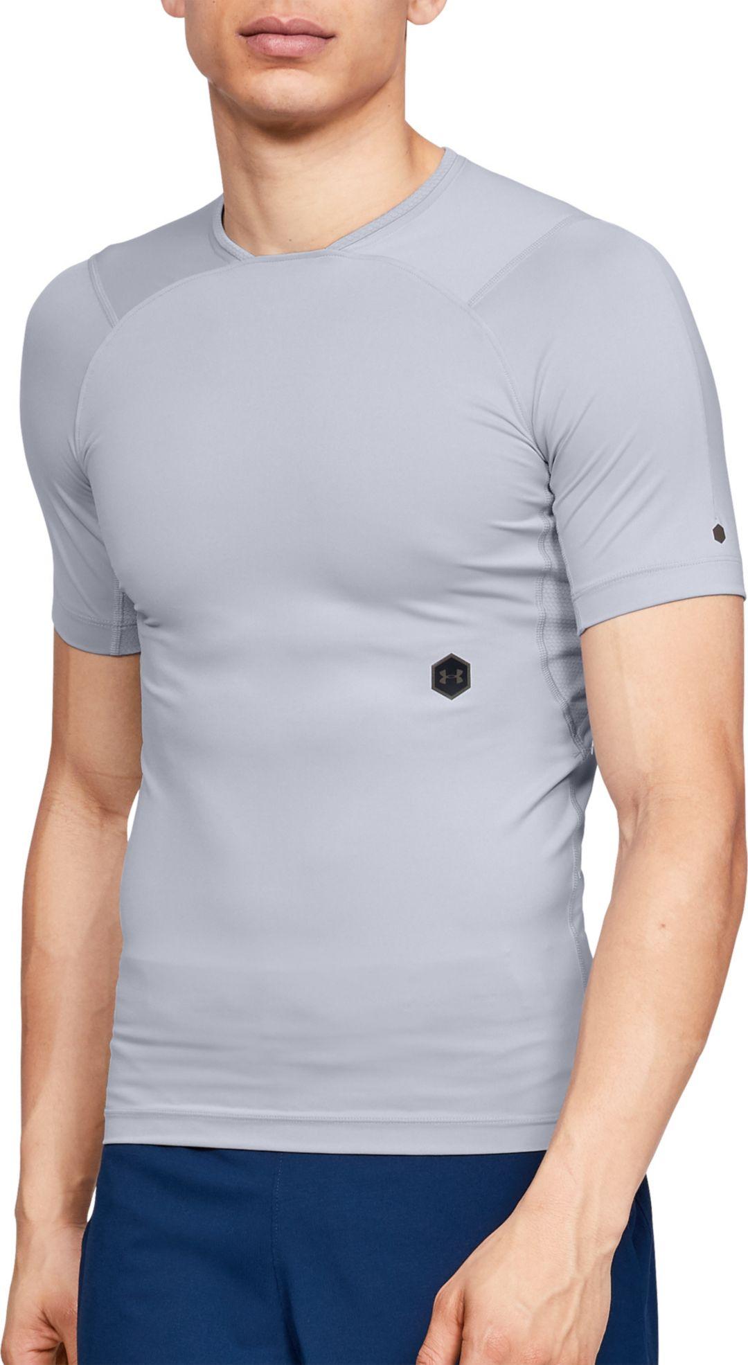 9e46a97231 Under Armour Men's RUSH Compression Short Sleeve Shirt