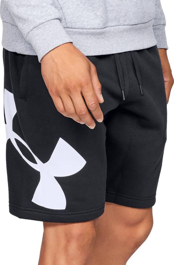 Under Armour Men's Rival Fleece Logo Sweat Shorts (Regular and Big & Tall) product image