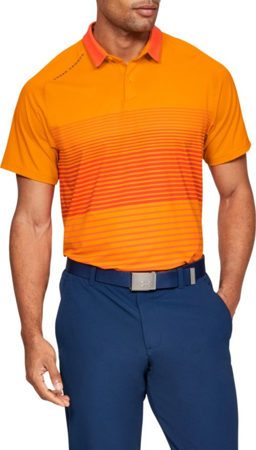 2608d415017 Under Armour Men's Iso-Chill Power Play Golf Polo | Golf Galaxy