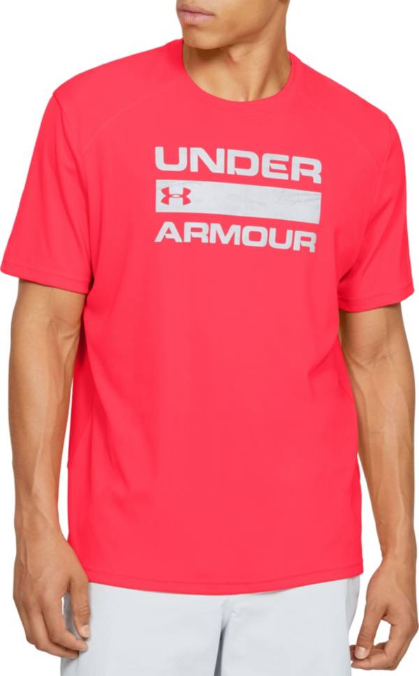 Under Armour Men's IsoChill Stacked Fishing T-Shirt product image