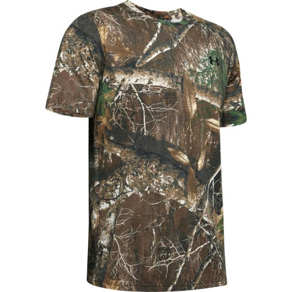 UA Men's Scent Control Short Sleeve Hunting T-Shirt product image