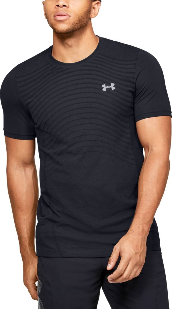 Under Armour Seamless Wave Short Sleeve Shirt product image