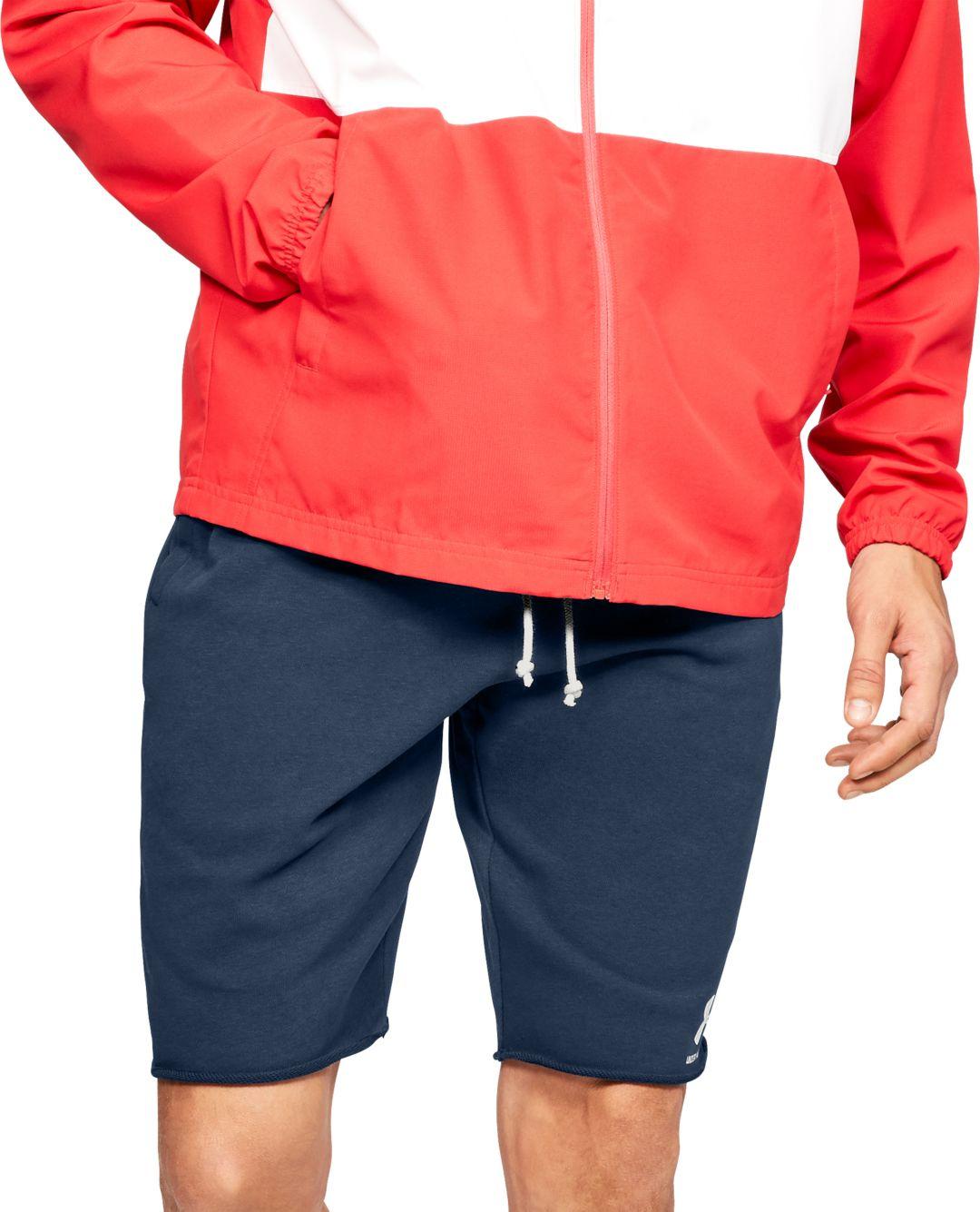 174126fe0 Under Armour Men's Sportstyle Terry Fleece Shorts | DICK'S Sporting ...