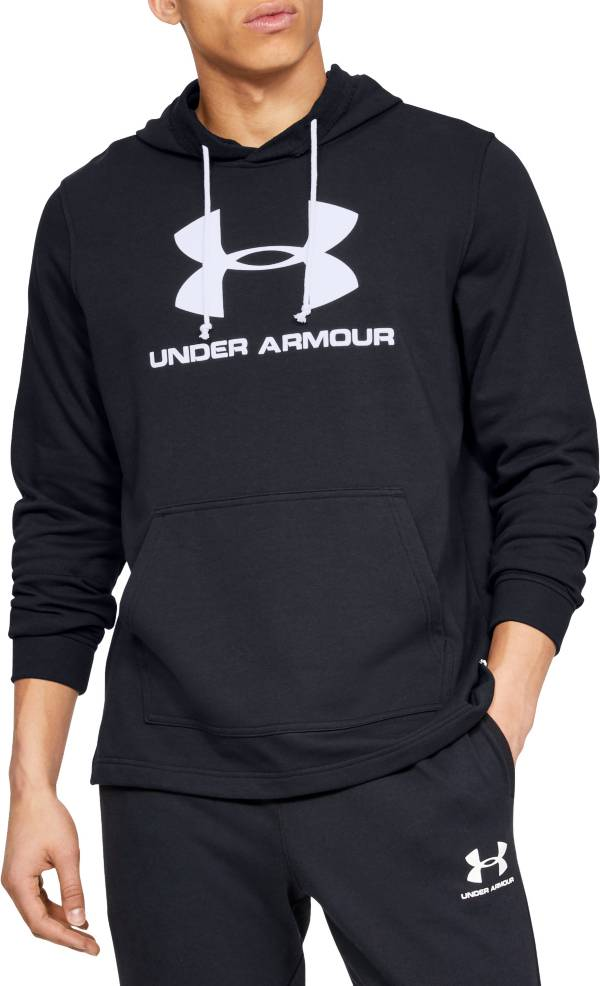 Under Armour Men's Sportstyle Terry Logo Hoodie product image