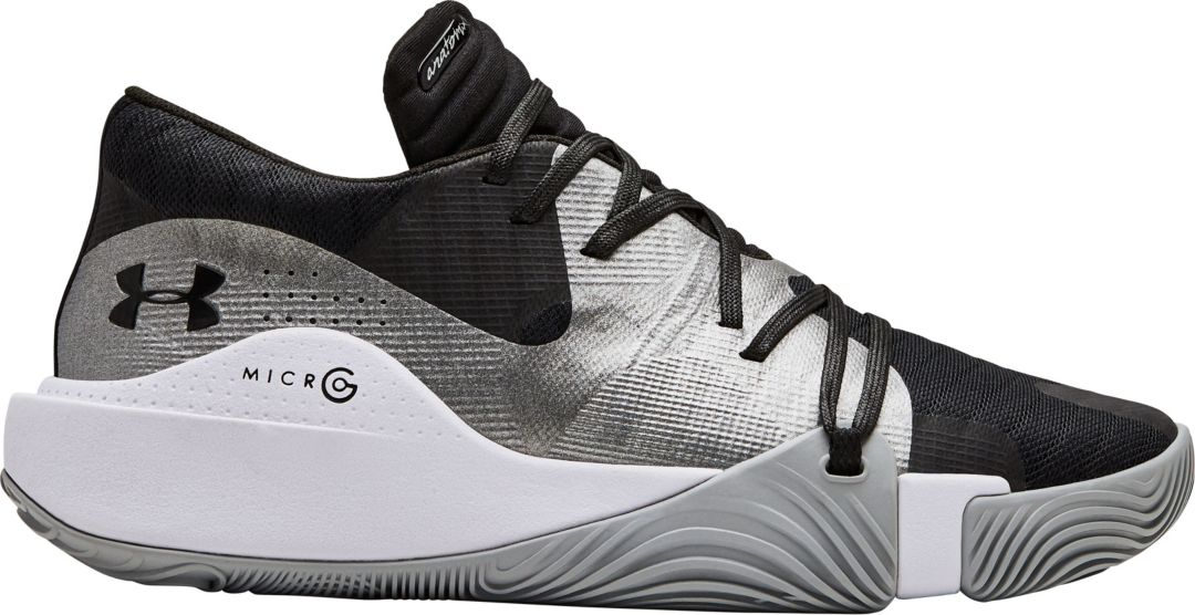 14dcb363256a Under Armour Men's Spawn Low Basketball Shoes