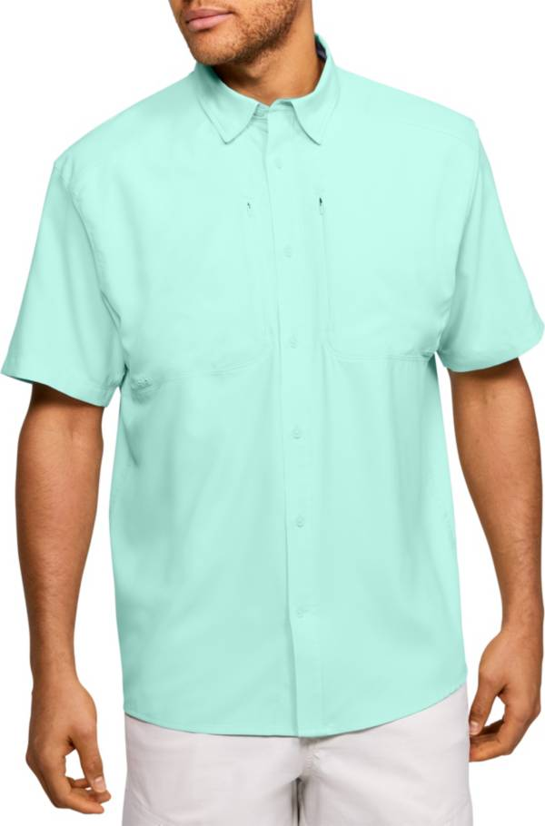 Under Armour Men's Tide Chaser 2.0 Fishing Short Sleeve Shirt (Regular and Big & Tall) product image