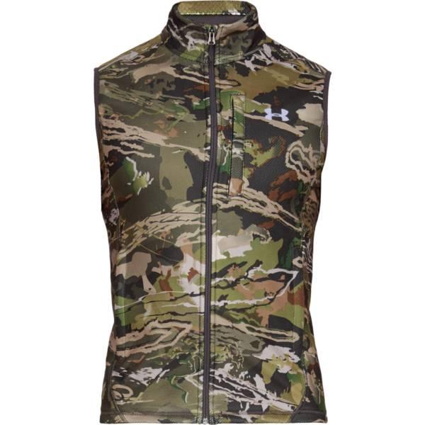 UA Men's Zephyr Fleece Camo Vest product image