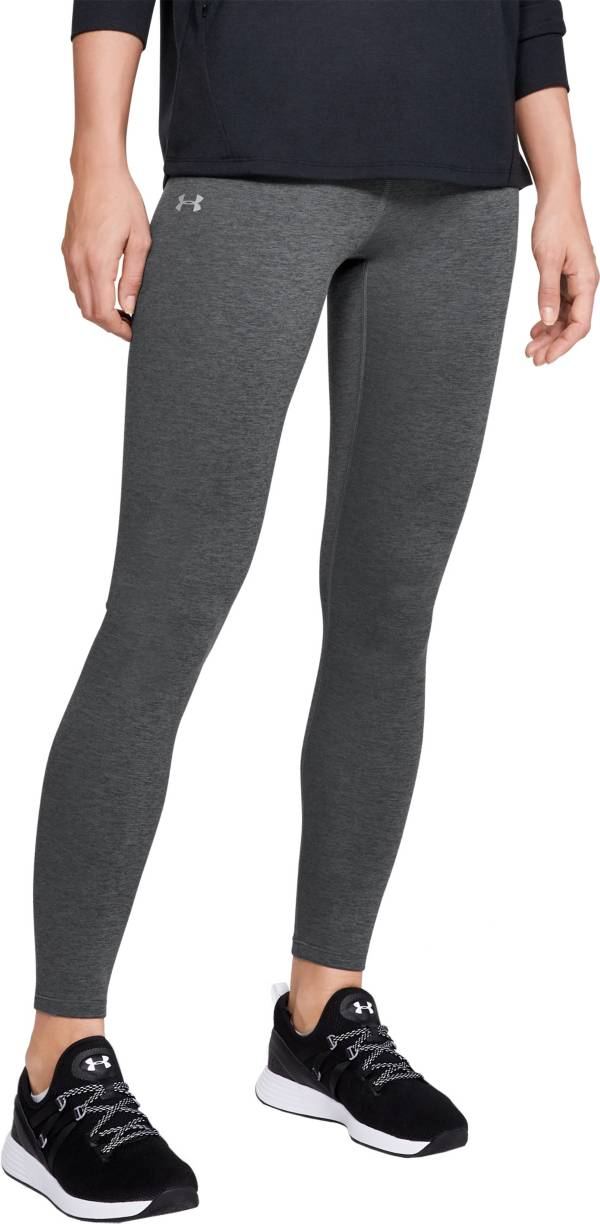 Under Armour Women's ColdGear Armour Heathered Leggings product image