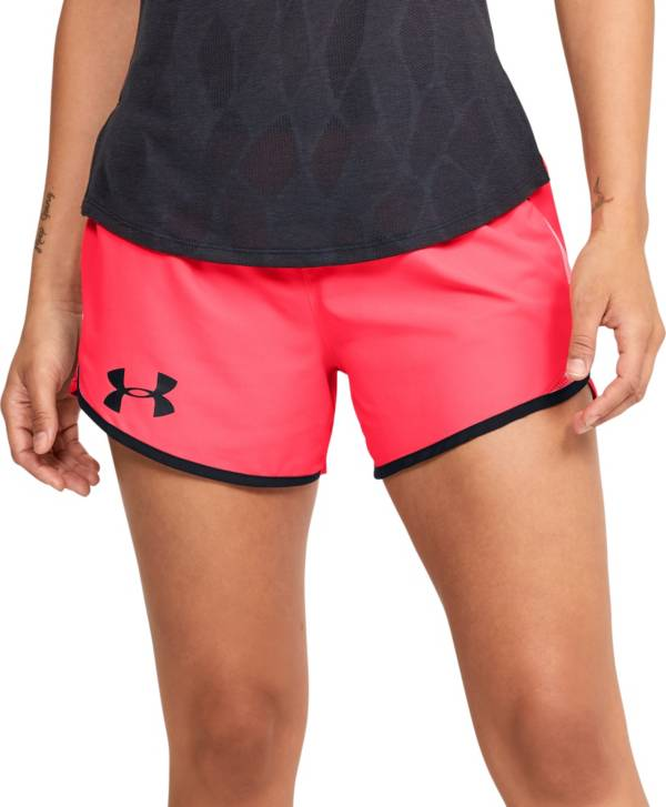 Under Armour Women's Fly By 2.0 Wordmark Shorts product image