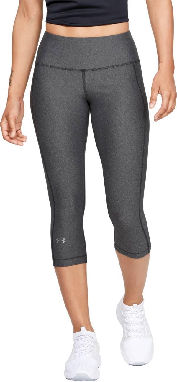 Under Armour Women's HeatGear Armour Hi-Rise Capri Leggings product image