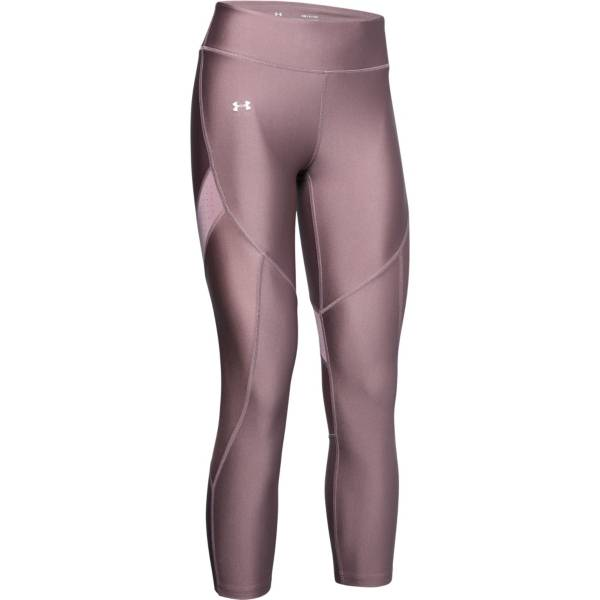 Under Armour Women's Armour Shine Perforation Cropped Ankle Pants product image