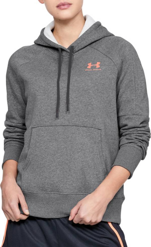 Under Armour Women's Rival Fleece Logo Hoodie product image