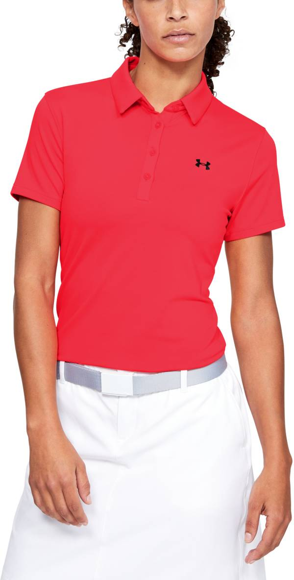 Under Armour Women's Zinger Short Sleeve Golf Polo product image