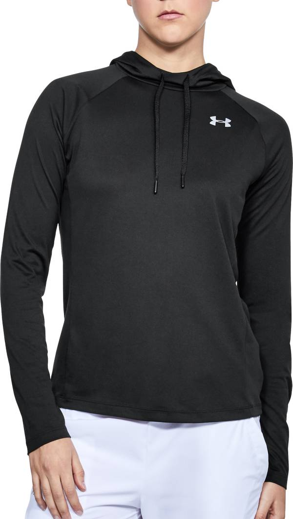Under Armour Women's Tech Hooded Long Sleeve Shirt product image