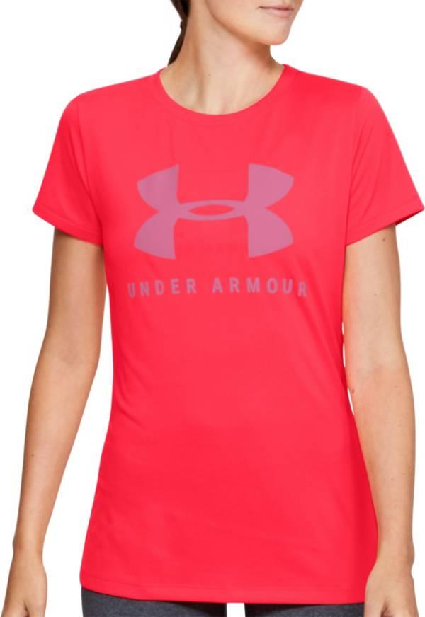 Under Armour Women's UA Tech Graphic T-Shirt product image