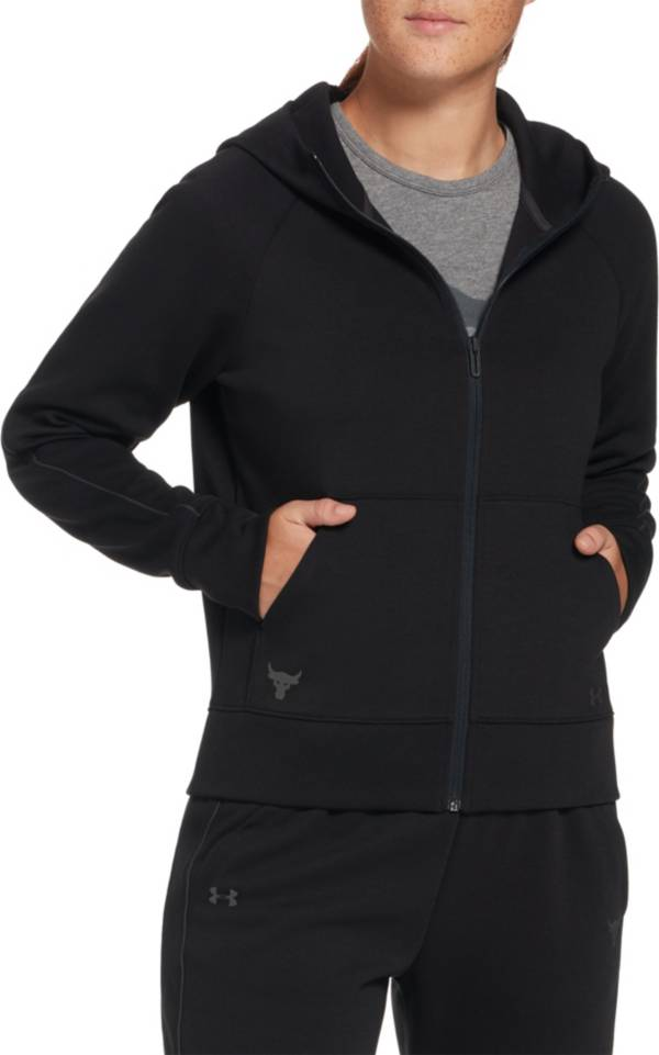 Under Armour Women's Project Rock Double Knit Hoodie product image