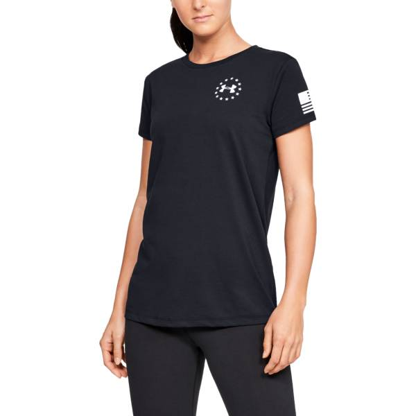 Under Armour Women's Freedom Flag T-Shirt product image